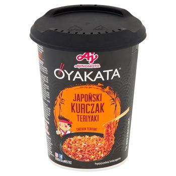 OYAKATA Danie instant z sosem japoński kurczak teriyaki 96 g