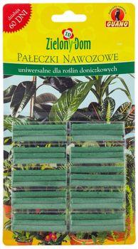 Pałeczki ZIELONY DOM Pałeczki nawozowe uniwersalne do roślin doniczkowych 30 szt.