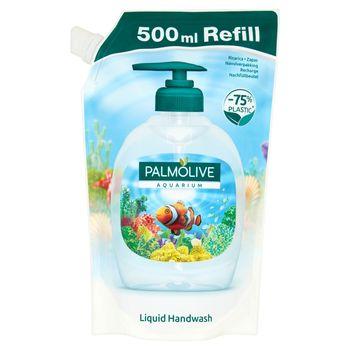 Palmolive Aquarium Mydło w płynie do rąk zapas 500 ml