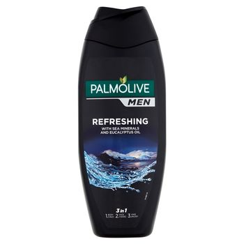 Palmolive Men Refreshing 3w1 Żel pod prysznic 500 ml
