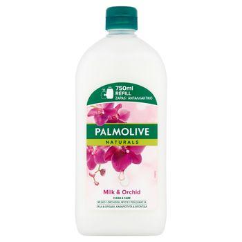 Palmolive Naturals Milk & Orchid Mydło w płynie do rąk zapas 750 ml