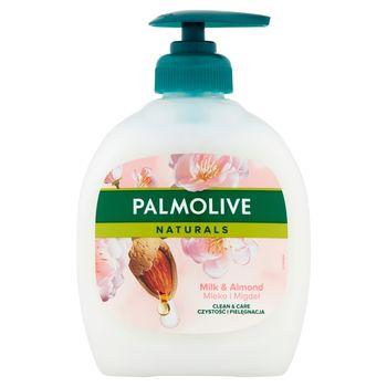 Palmolive Naturals Mydło w płynie do rąk mleko i migdał 300 ml