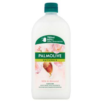 Palmolive Naturals Milk & Almond Mydło w płynie do rąk zapas 750 ml