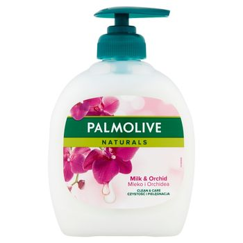 Palmolive Naturals Mydło w płynie do rąk mleko i orchidea 300 ml