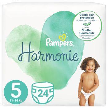 Pampers Harmonie Rozmiar 5, 24 pieluszki, 11kg-16kg