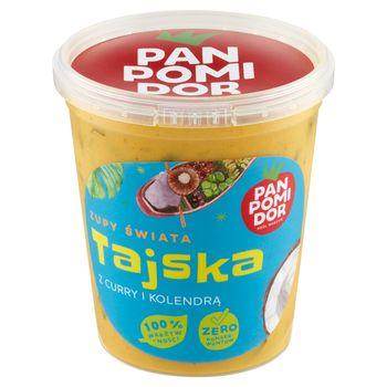 Pan Pomidor Zupy świata tajska z curry i kolendrą 400 g