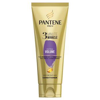 Pantene 3 Minute Miracle Extra Volume Odżywka do włosów