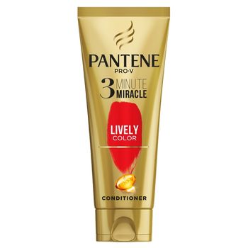 Pantene 3 Minute Miracle Lively Colour Odżywka do włosów
