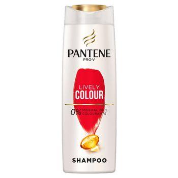 Pantene Pro-V Lśniący kolor Szampon do włosów farbowanych, 400ml