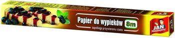 Papier JAN NIEZBĘDNY Papier do wypieków 8 m