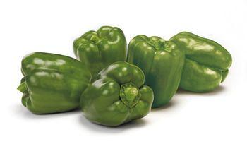 Papryka zielona ważona