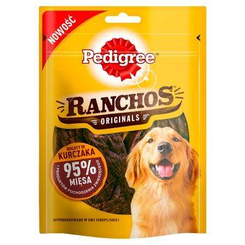 Pedigree Ranchos Karma uzupełniająca bogaty w kurczaka 70 g