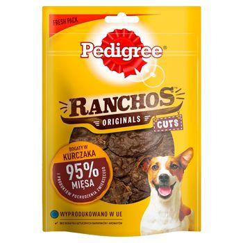 Pedigree Ranchos Karma uzupełniająca dla dorosłych psów bogaty w kurczaka 65 g