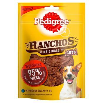 Pedigree Ranchos Karma uzupełniająca dla dorosłych psów z wołowiną 65 g