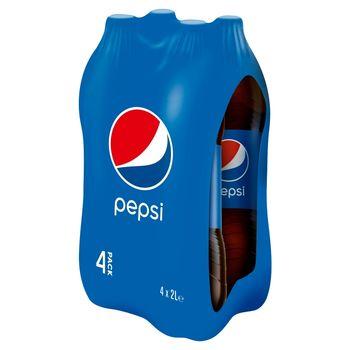 Pepsi Cola Napój gazowany 4 x 2 l
