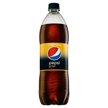 Pepsi Ginger Flavour Napój gazowany 1 l