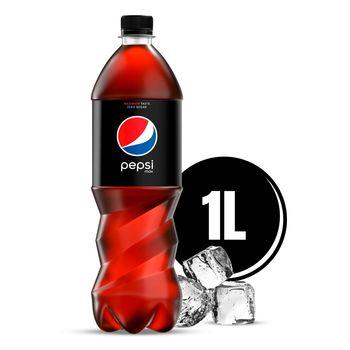 Pepsi Max Napój gazowany 1 l