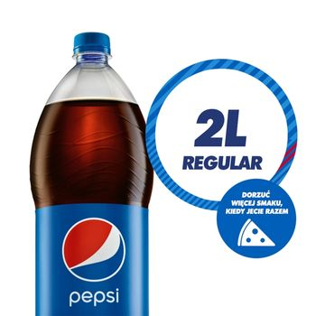 Pepsi Napój gazowany 2 l