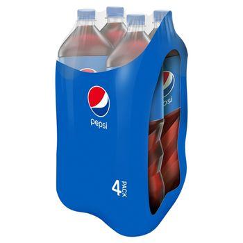 Pepsi Napój gazowany 6 l (4 x 1,5 l)
