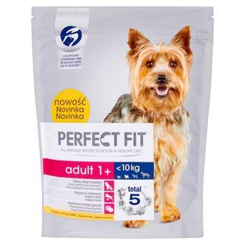 Perfect Fit Adult 1+ <10 kg Karma pełnoporcjowa dla dorosłych psów 825 g
