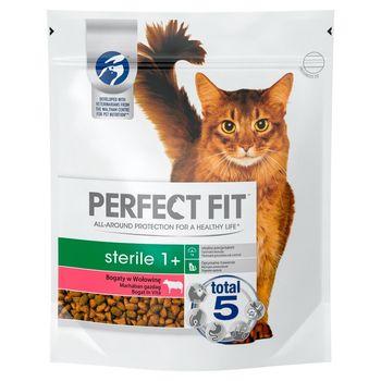 Perfect Fit Sterile 1+ Karma dla dorosłych kotów 750 g