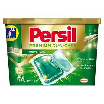 Persil Premium Duo-Caps Universal Kapsułki do prania 600 g (24 prania)