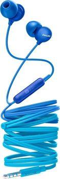 PHILIPS SHE2405BL Słuchawki dokanałowe niebieskie