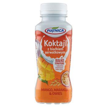 Piątnica Koktajl z białkiem serwatkowym mango marakuja & owies 250 ml