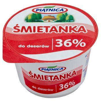 Piątnica Śmietanka 36% 200 g
