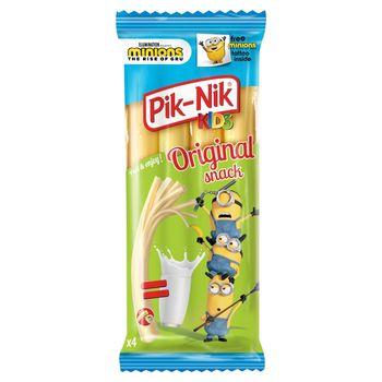 Pik-Nik Kids Orginal Świeże paluszki serowe do rwania 80 g (4 x 20 g)