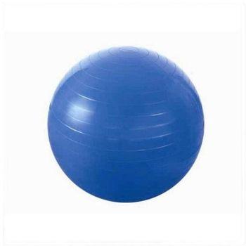 Piłka gimnastyczna z pompką 55cm YB01 HMS (niebieska)
