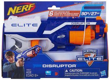 Pistolet NERF Nstrike Disruptor B9837