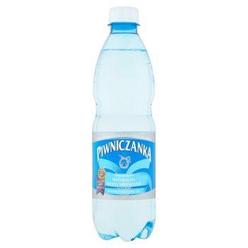 Piwniczanka Naturalna woda mineralna wysokonasycona CO2 0,5 l