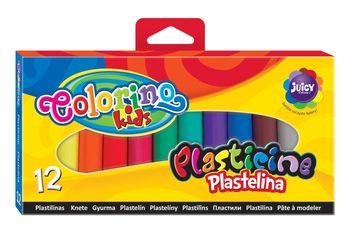 Plastelina PATIO Plastelina 12 kolorów Colorino Kids