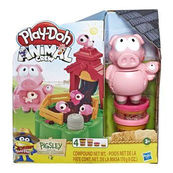 Play-Doh - Ciastolina Farma Błotne Świnki E6723