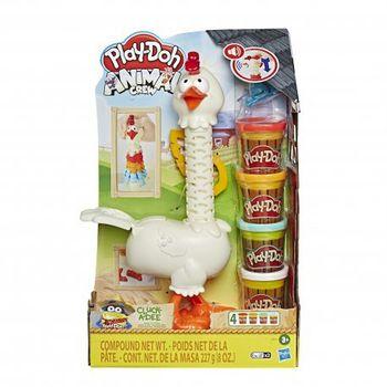 Play Doh  Ciastolina Farma Kurczak E6647