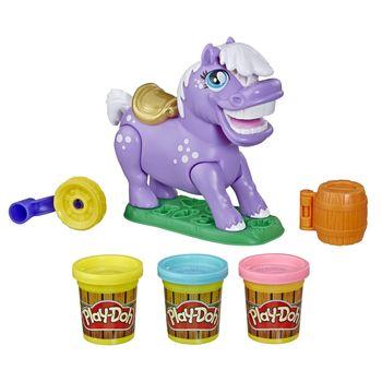 Play Doh Farma, Ciastolina Kucyk Wystawowy E6726