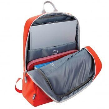 Plecak POSS Plecak na laptopa Czerwony PSBPB15RD-17
