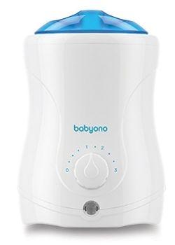 Podgrzewacz BABYONO Natural Nursing z funkcją sterylizacji 2w1 Podgrzewacze butelek