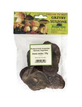 Podgrzybek brunatny suszony kapelusz 25 g