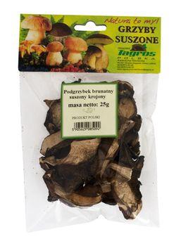 Podgrzybek brunatny suszony krojony 25 g