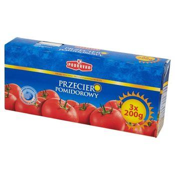 Podravka Przecier pomidorowy 600 g (3 x 200 g)