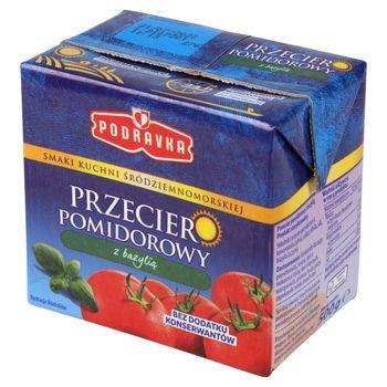 Podravka Przecier pomidorowy z bazylią 500 g