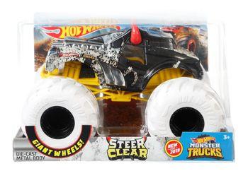 Pojazd HOT WHEELS  Monster Trucks Pojazd 1:24  FYJ83