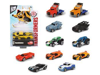 Pojazd SIMBA Transformers metalowe pojazdy (mix) 203111000