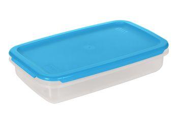 Pojemnik do Żywności Frigo-Box 1.8 l Niebiesko-przezroczysty