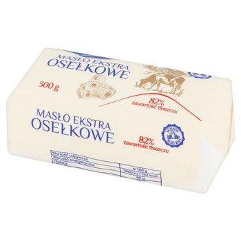 Polmlek Masło ekstra osełkowe 300 g