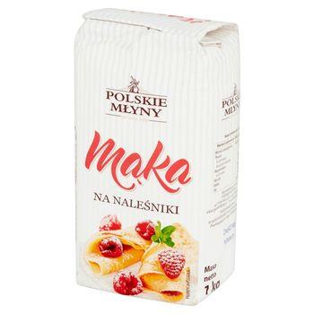 Polskie Młyny Mąka na naleśniki 1 kg