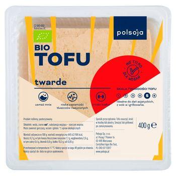 Polsoja Bio tofu twarde 400 g
