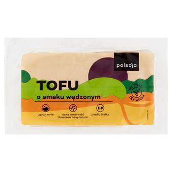 Polsoja Tofu o smaku wędzonym 180 g
